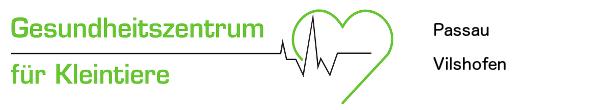 Gesundheitszentrum für Kleintiere Passau und Vilshofen Logo